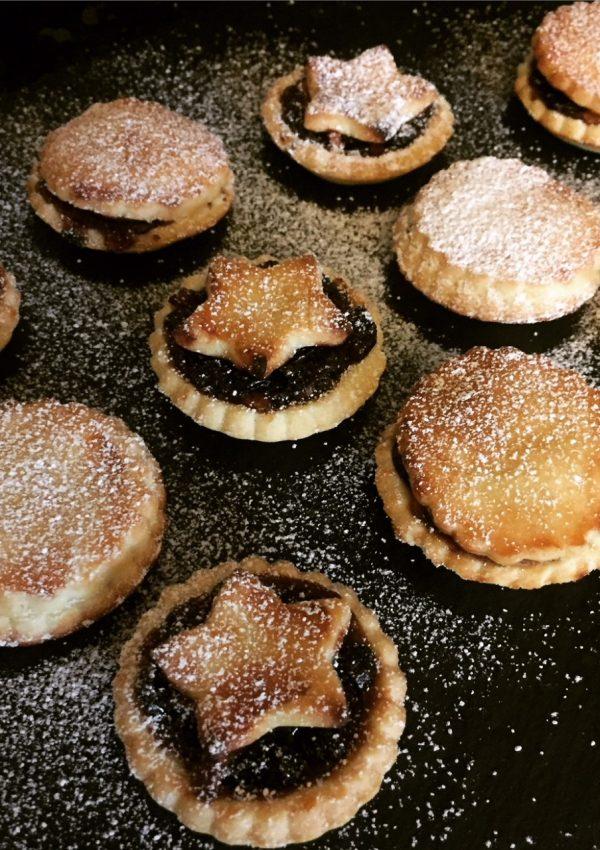 Festive Mince Pies