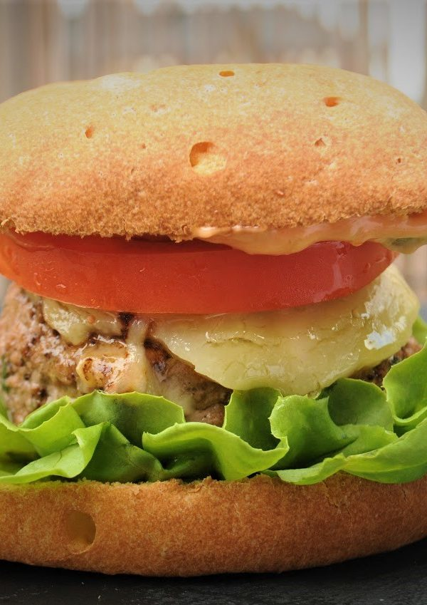 National Burger Day with Genius Gluten Free