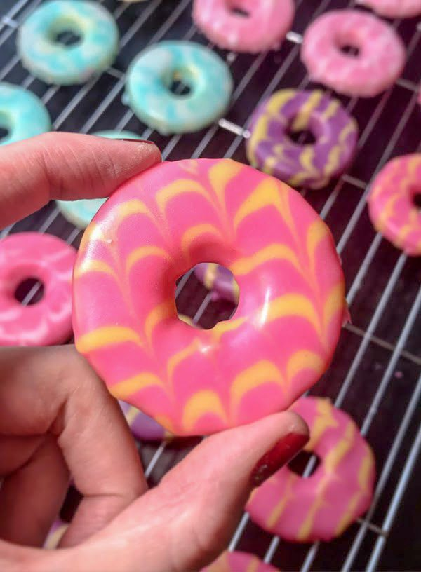 Gluten Free Party Rings
