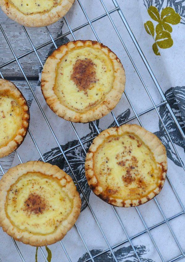 Gluten Free Custard Tarts