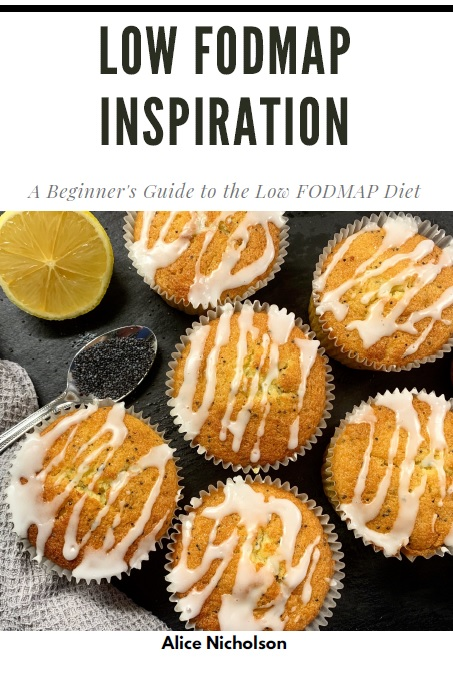 New Recipe Book! 'A Beginner's Guide to the Low FODMAP Diet'