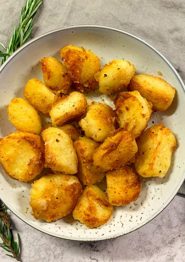 Crisp & Fluffy Roast Potatoes