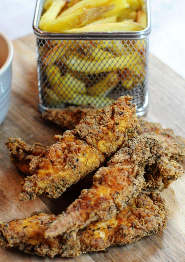'KFC Original Recipe' Boneless Chicken Fillets